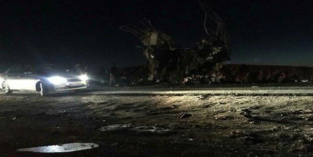 ۲۰ کشته و ۲۰ زخمی با انفجار انتجاری در سیستان و بلوچستان