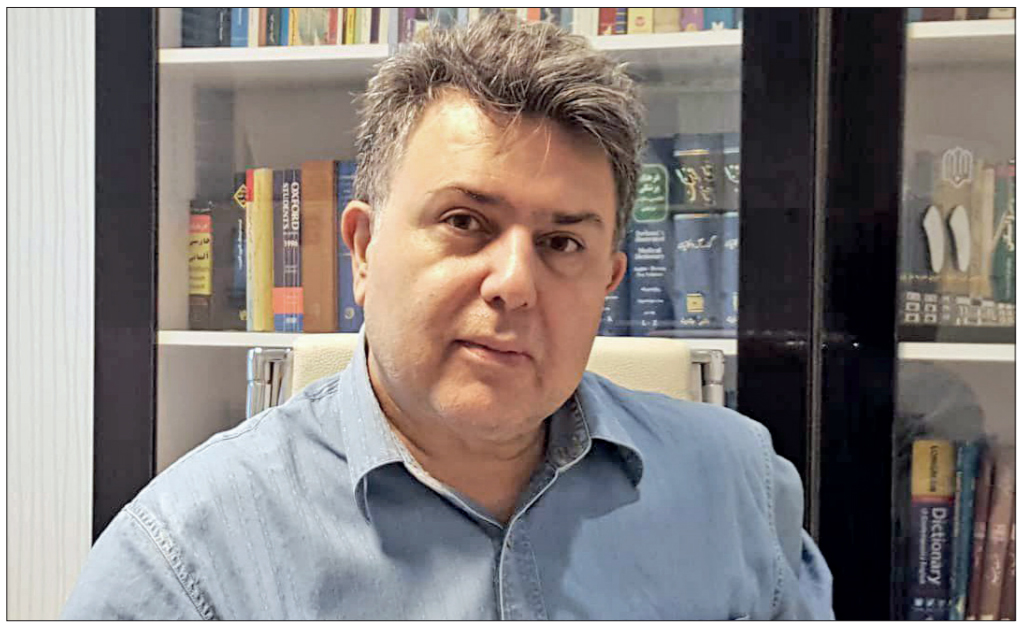 نتیجه تصویری برای مسعود فروزنده – پژوهشگر تاریخ