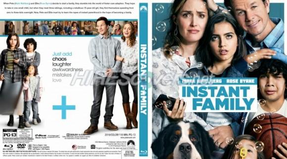 بازنمایی مفهوم خانواده و پدیده شبه خانواده در فیلم «خانواده فوری»