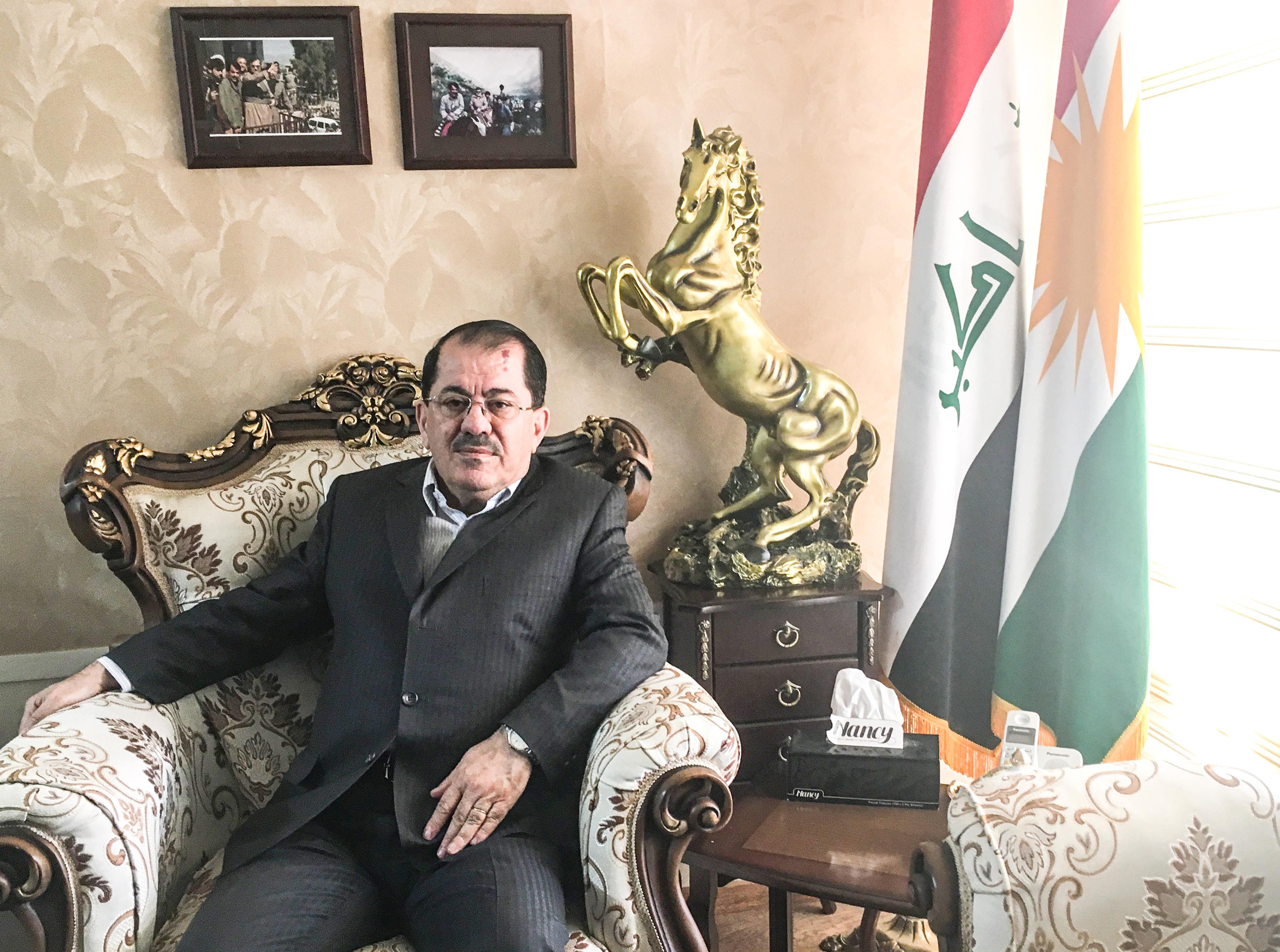 اعتراضات عراق ریشه داخلی دارد نه خارجی! / کردستان عراق، ترکیه را به گفتگو دعوت میکند